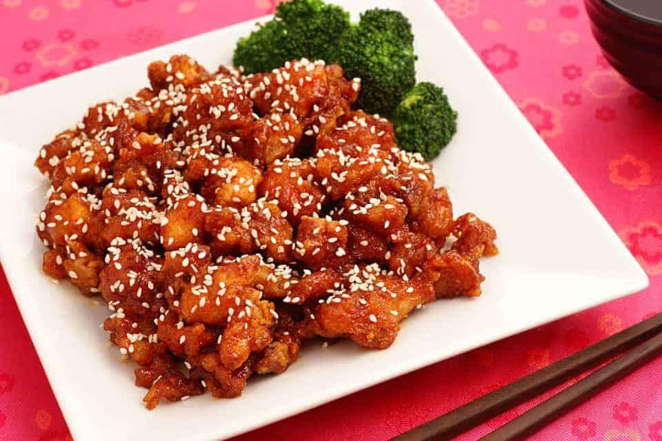 Chinese sesamkip